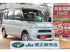 タントX SAIII 4WD プッシュスタート 片側電動ドア