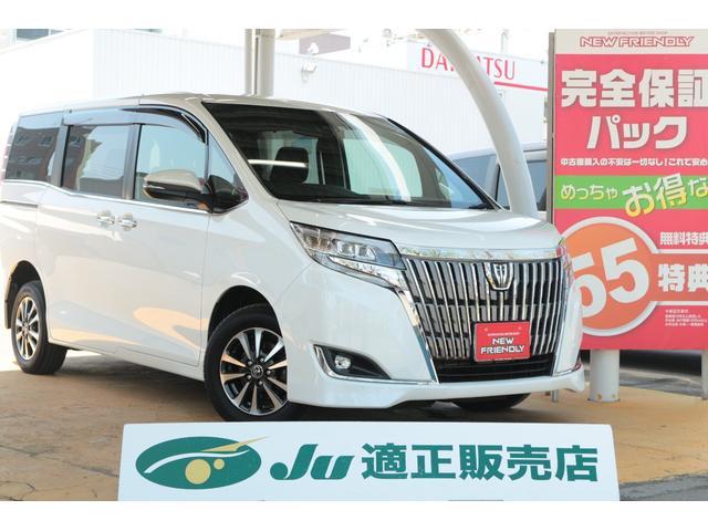 トヨタ Xi 4WD  両側電動ドア プッシュスタート 純正SDナビ