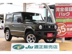 ジムニーXG I−Cターボ 4WD 5MT セーフティサポート