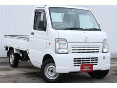スクラムトラックKC 4WD 5速マニュアル パワステ装着車