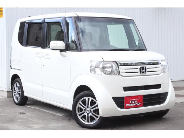 ホンダ N-BOX G・Lパッケージ 4WD 電動スライドドア プッシュスタート SDナビ