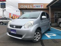 パッソX  ナビ・テレビ・4WD・キーレス