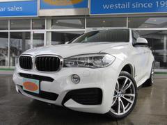 BMW X6xDrive35i Mスポ セレクトP 液晶メーター 4WD