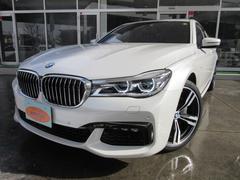 BMW740d xDrive Mスポ リアコンフォートP 4WD