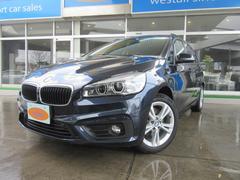 BMW218d xDriveグランツアラークロスカントリー 4WD