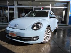 VW ザ・ビートルデザインレザーパッケージ 地デジ 革シート シートヒーター