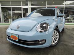 VW ザ・ビートルデザイン ナビ キセノン 1オーナー フォグランプ ETC