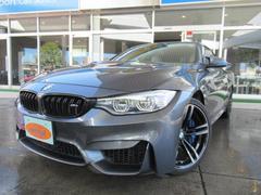 BMWM4クーペ DCT Mドライブ LEDライト ナビ 19AW