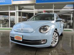 VW ザ・ビートルデザインレザーPKG キセノン ナビ 地デジ 革シート