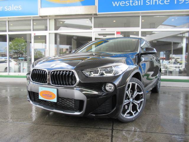 BMW xDrive18dMスポーツX 1オーナ 革 LED 4WD