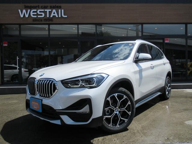 X1(BMW) xDrive 18d xライン エディションジョイ+ 登録済未使用車 ディーゼル アドバンスド・アクティブ・セーフティPKG 中古車画像
