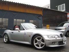 BMW Z3ロードスター2.8 電動オープン コンビレザーシート