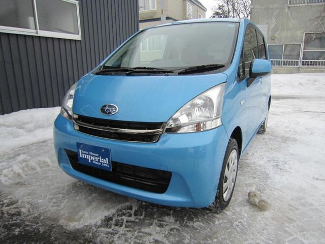 スバル L4WD
