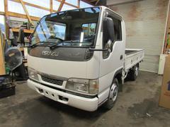 エルフトラック平ボディ 1.5t 4WD