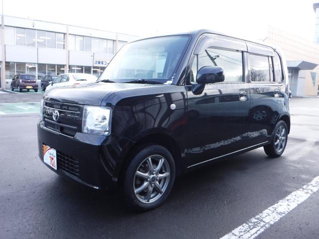 トヨタ L キーレス リモコンスターター付 CDチューナー付 4WD