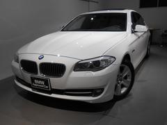 BMW528i 6気筒エンジン レザー サンルーフ 左ハンドル
