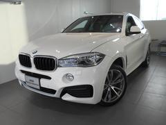 BMW X6xDrive 35i Mスポーツ セレクトP 20アロイ