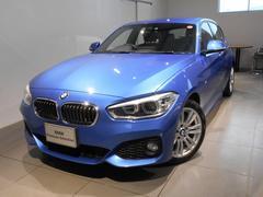 BMW118i Mスポーツパーキングサポートワンオーナー 2年保証