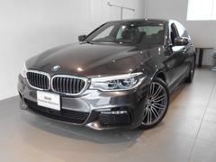 BMW530i Mスポーツ デビューパッケージ 19アルミ