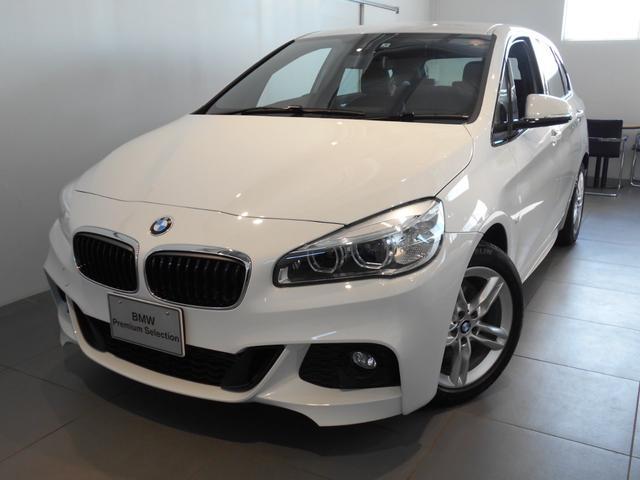 BMW 218dxDriveアクティブツアラーMスポーツ4WDレザー