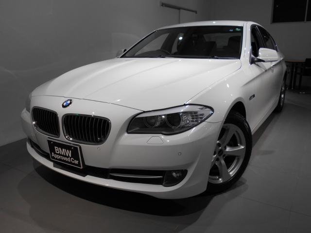 BMW 528i 6気筒 レザーシート ワンオーナー 1年保証