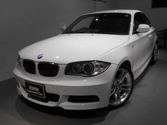 BMW135i クーペ ブラックレザー 1年保証