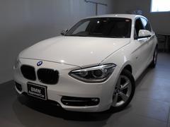 BMW116i スポーツ 1年保証