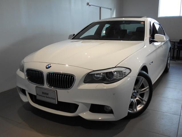 BMW 528i Mスポーツパッケージ レザーサンルーフ 2年保証
