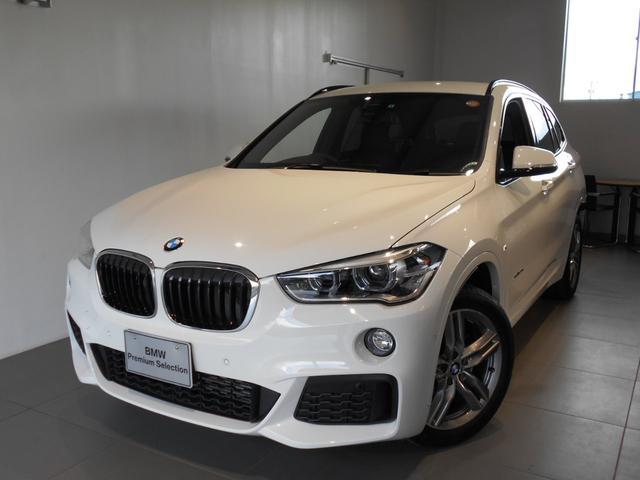 BMW xDrive20i Mスポーツ  レザーワンオーナー2年保証