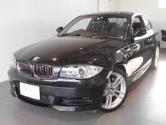 BMW135iクーペ レザーシート