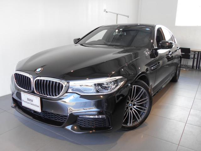 BMW 523d Mスポーツ ハイラインP ワンオーナー 2年保証