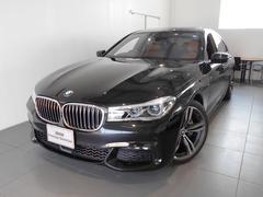BMW740dxDriveMスポーツ4WDコニャックレザーSR