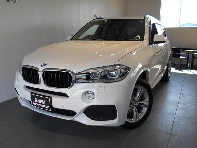 BMW xDrive 35d Mスポーツ サードローシート認定中古車