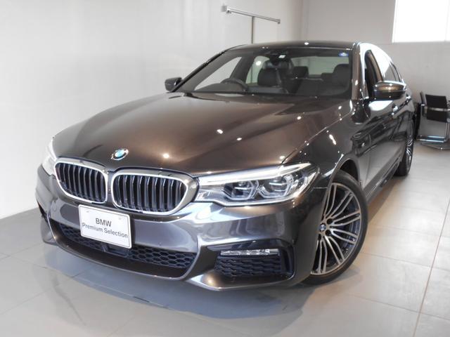 BMW 530i Mスポーツ デビューパッケージ デモカー認定中古車