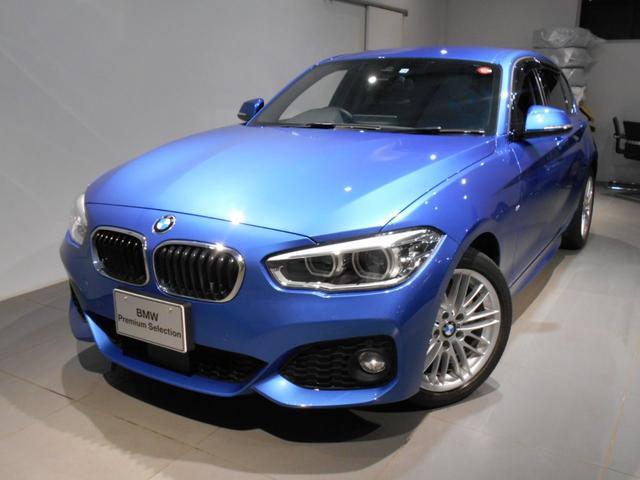 BMW 118d Mスポーツ パーキングサポート 認定中古車2年保証