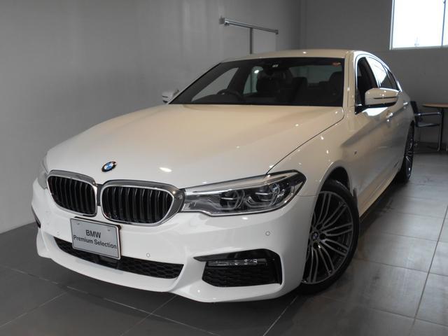 BMW 523d Mスポーツ デモカー 19アロイ 2年保証