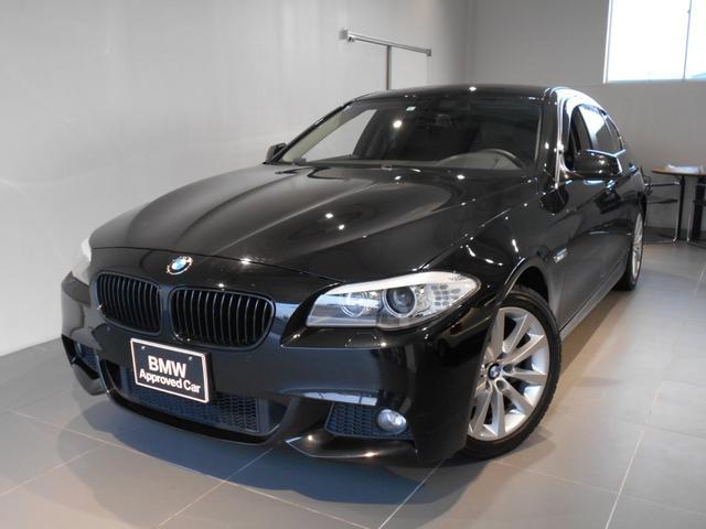 BMW 528i レザーシート 左ハンドル 認定中古車