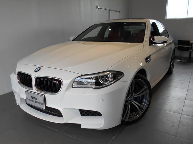 BMW M5 20アロイ SR サキールオレンジレザー ワンオーナー