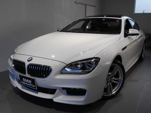 BMW 640iグランクーペMスポーツレザーLEDライト認定中古