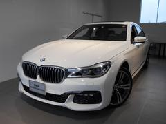 BMW740dxDriveMスポーツ 4WDモカレザーリアエンター