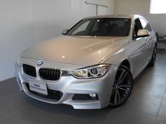 BMW320i xDriveMスポーツファストトラック19アロイ