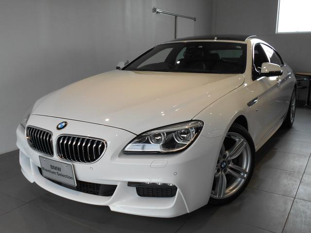 BMW 6シリーズ 640iグランクーペ Mスポーツ レザーSR認定中古車
