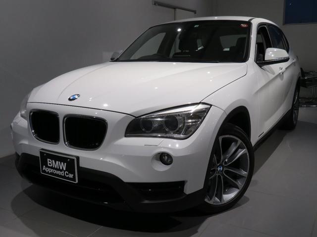 BMW X1 xDrive 20i スポーツ 認定中古車 1年保証 xDrive(4WD)18インチアロイホイール 社外ナビ/Bカメラ
