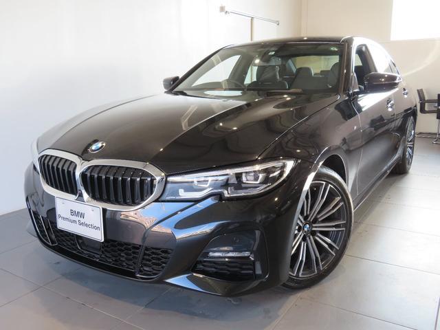 BMW 320d xDrive Mスポーツ 認定中古車 2年保証 パーキングアシスト ディーゼルエンジン xDrive Mスポーツ TVファンクション 18インチアロイホイール 当社デモカー