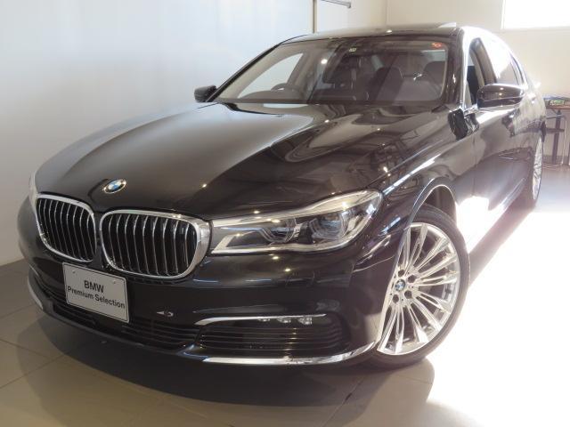 BMW 740d xDrive エクゼクティブ 認定中古車 2年保証 ワンオーナー エグゼクティブ クリーンディーゼル xDrive ナイトビジョン サンルーフ 3000cc6気筒ディーゼルエンジン 全周囲カメラ