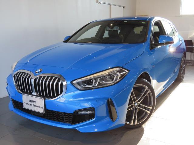 BMW 118i Mスポーツ 認定中古車 2年保証 当社デモカー ナビパッケージ コンフォートパッケージ パーキングサポートパッケージ ドライバーアシスト 直列3気筒エンジン Mスポーツ 18インチアロイホイール