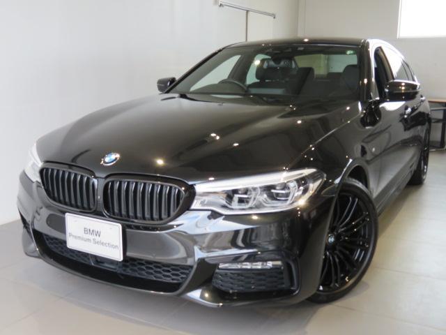 BMW 523i エディション ミッション:インポッシブル 認定中古車 2年保証 当社デモカー 限定車 ミッションインポッシブル BlackOut ハーマンカードン ピアノブラックトリム 19インチアロイホイール LEDヘッドライト ヘッドアップディスプレイ