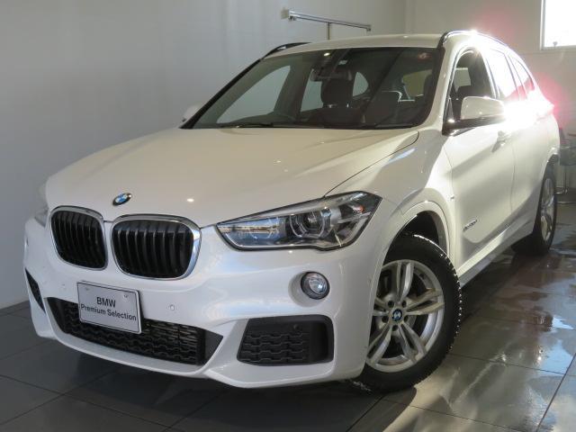 BMW xDrive 18d Mスポーツ 認定中古 ワンオーナー クリーンディーゼル アドバンスドアクティブセーフティパッケージ アップグレードパッケージ 19インチアロイホイール スタッドレス装着中 夏タイヤ有