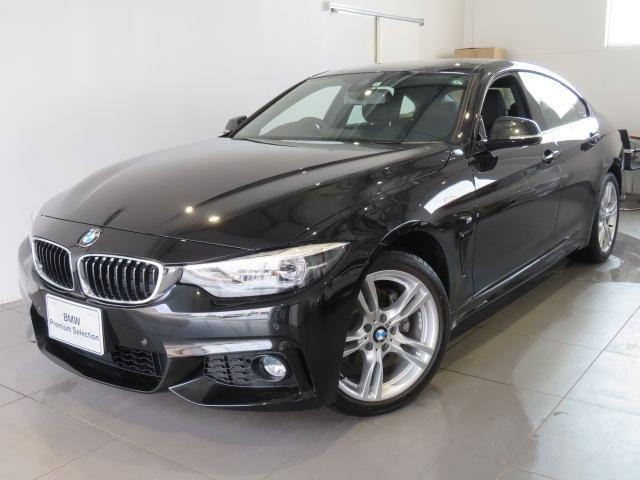 4シリーズグランクーペ(BMW)420i xDriveグランクーペ Mスポーツ 認定中古車 当社デモカー Mスポーツ シートヒーター xDrive ACC パドルシフト 全周囲カメラ 中古車画像