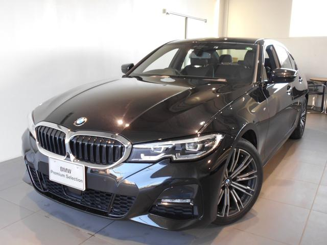BMW 320i Mスポーツ コンフォートP HUD 認定中古車 Mスポーツ オートトランク アクティブクルーズコントロール シートヒーター パーキングアシスト リバースアシスト ハンズオフ